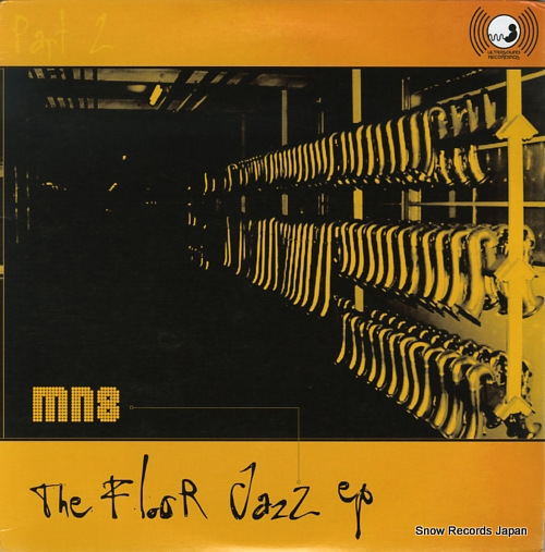 MN8 the floor jazz ep part 2 ULT-04 - front cover