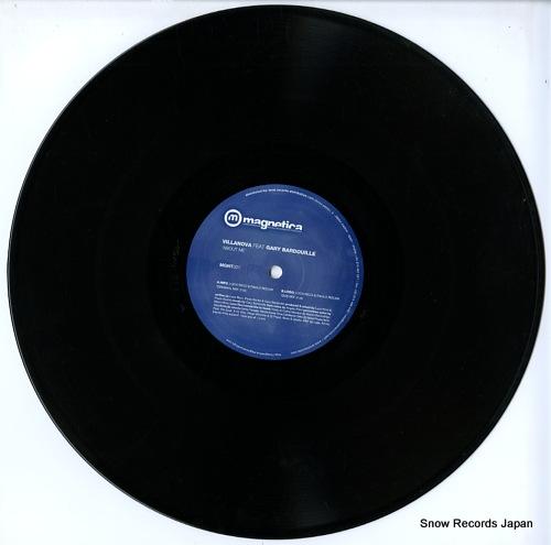 VILLANOVA about me MGNT001 - disc