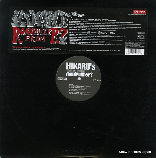 V/A hikaru's picks from roadrunner? RRJY-1001