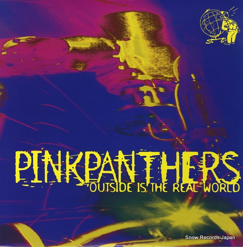 PINKPANTHERS outside is the real world MFJA-7