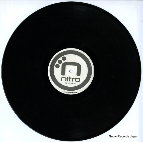 DOUBLE R.F. PROJECT madrugada NT1004 - disc