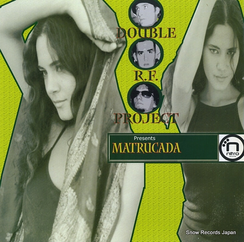 DOUBLE R.F. PROJECT madrugada NT1004 - front cover
