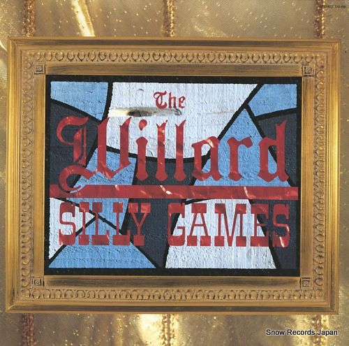 WILLARD, THE silly games T12-106 - front cover