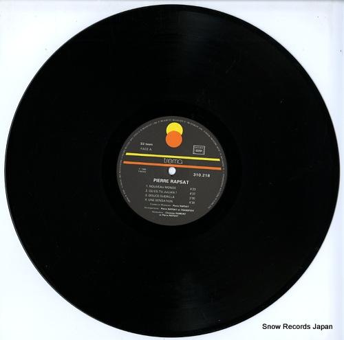 RAPSAT, PIERRE j'aime ca 310218 - disc