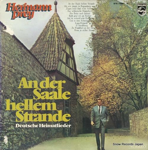 PREY, HERMANN singt der deutsche volkslieder jokan SFX-7880-81 - front cover