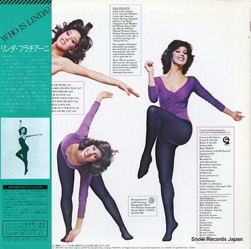 FRATIANNE, LINDA dance and exercise with the hits 30AP2288 - back cover