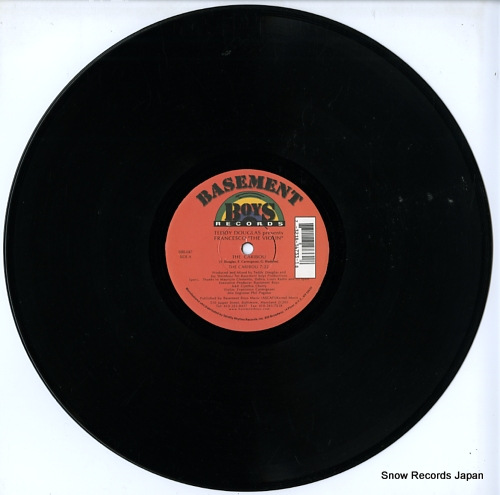 DOUGLAS, TEDDY the caribou BBR047 - disc