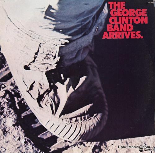 ジョージ・クリントン the george clinton band arrives ABCD-831