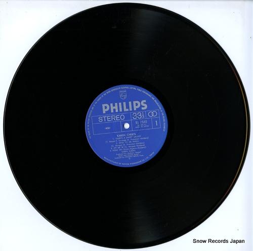 CHERYL, KAREN sing to me mama / sweet melody RJ-7580 - disc