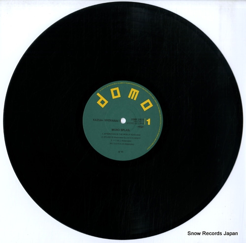 WATANABE, KAZUMI mobo splash 28MX2525 - disc