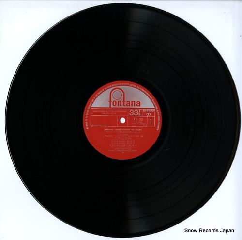 PAUMGARTNER, BERNHARD serenade / home concert on friday FG-55 - disc