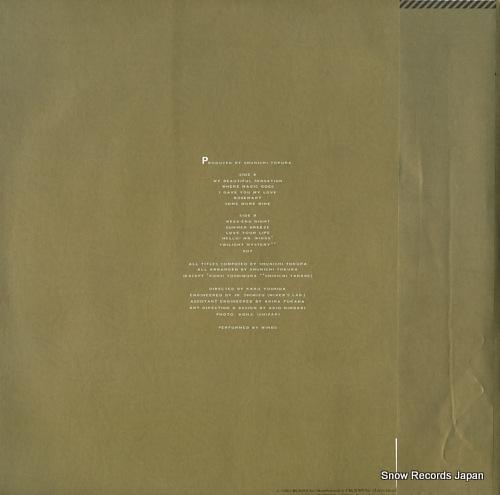 WINDS sensation 27AH1074 - back cover