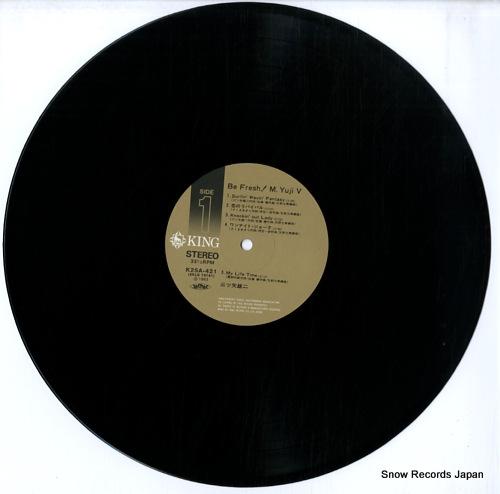 MITSUYA, YUJI be fresh! K25A-421 - disc