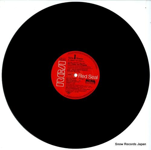 GEESE, HEINZ kunneke; der vetter aus dingsda RL30867 - disc