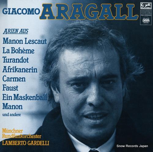 ジャコモ・アラガル arien aus franzosischen opern 206513