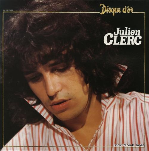 ジュリアン・クレール disque d'or 2C070-72003