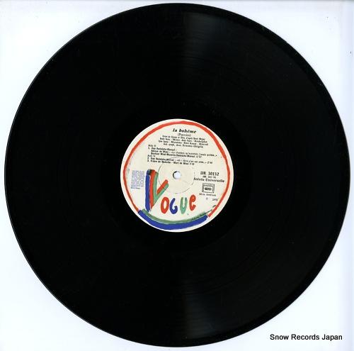 GHIGLIA, ERA puccini; la boheme LDM.30132 - disc