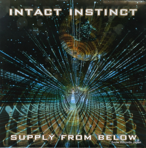 INTACT INSTINCT supply from below LIQ-008 / NTD92558-22 - front cover