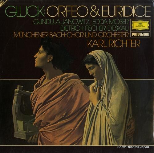 カール・リヒター gluck; orfeo & euridice 2726043
