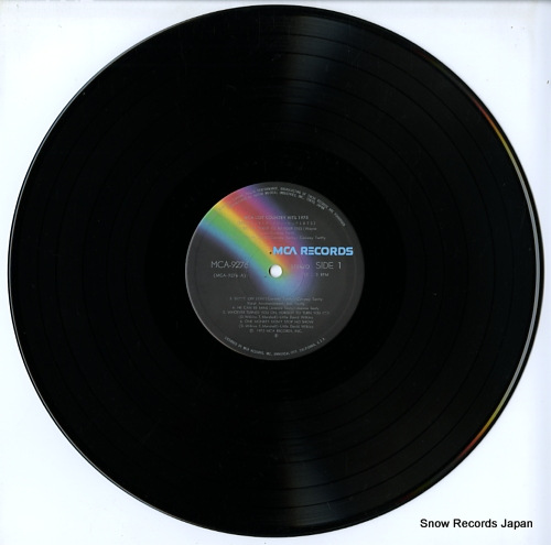 V/A mca hot country haits 1975 MCA9276-77 - disc