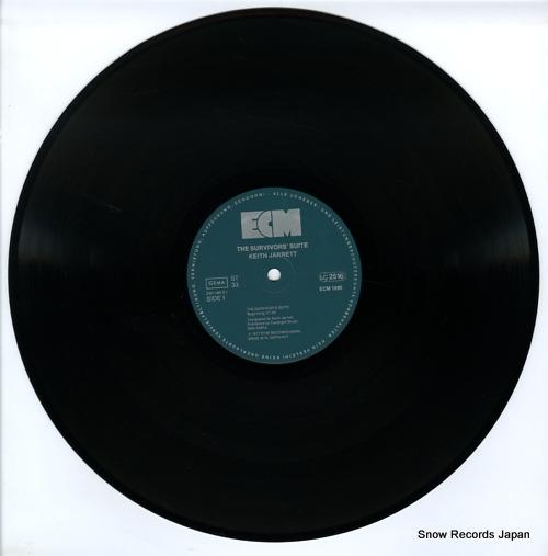 JARRETT, KEITH the survivor's suite ECM1085 - disc