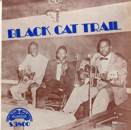 V/A black cat trail S3800