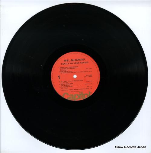 MCDANIEL, MEL gentle to your senses ST-11694 - disc