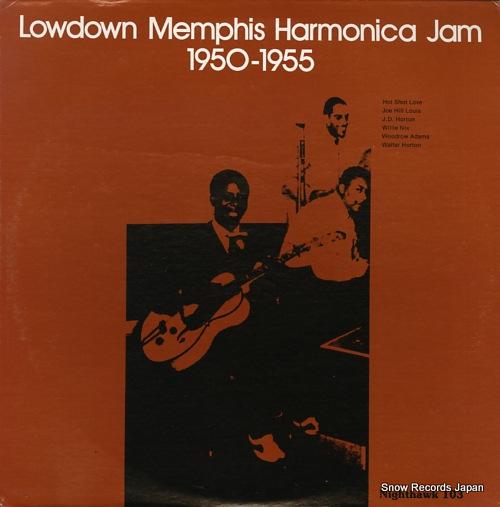V/A lowdown memphis harmonica jam 1950-1955 NIGHTHAWK103