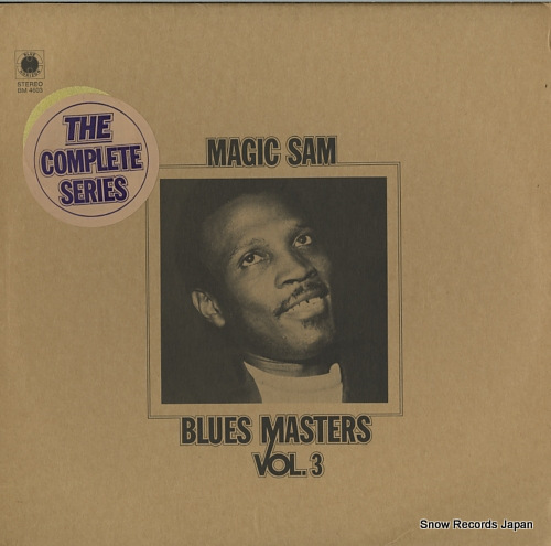 マジック・サム blues masters vol.3 BM4603