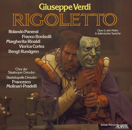 フランチェスコ・モリナーリ・プラデルリ verdi; rigoletto HA21474