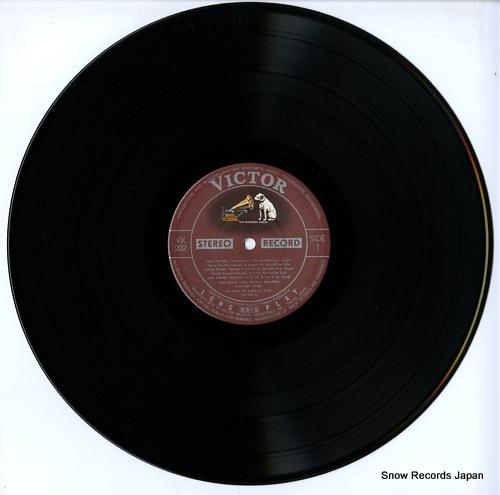 LINDE, HANS-MARTIN / KURT RAPF spielen konzerte fur blockflote und orgel VX-202 - disc