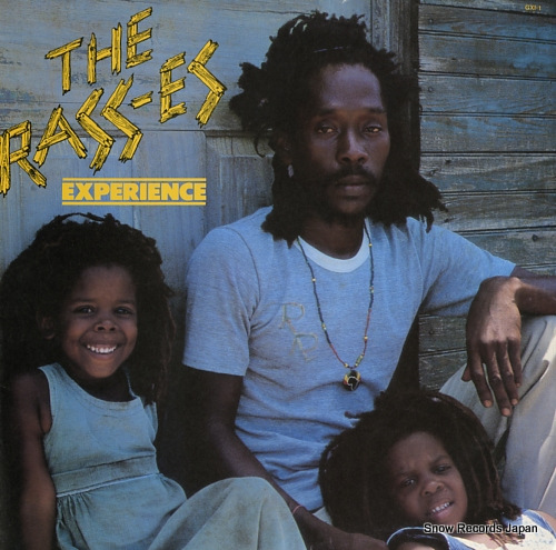 RASSES, THE experience GXI-1 - front cover