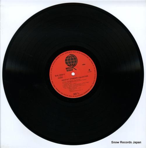 V/A disco hit standard collection SUX-223-V - disc