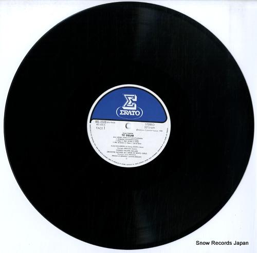 FREMAUX, LOUIS campra; te deum REL-1508 - disc