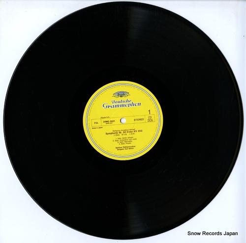 カール・ベーム モーツァルト:交響曲第30、31「パリ」、32番 20MG0601