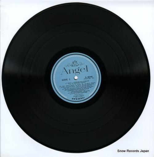 KLEMPERER, OTTO bach; st. matthew passion S36162 - disc
