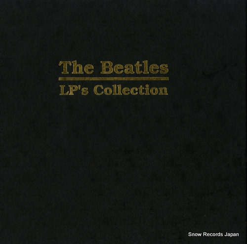 ザ・ビートルズ the beatles lp's collection THEBEATLESLPSCOLLECTION