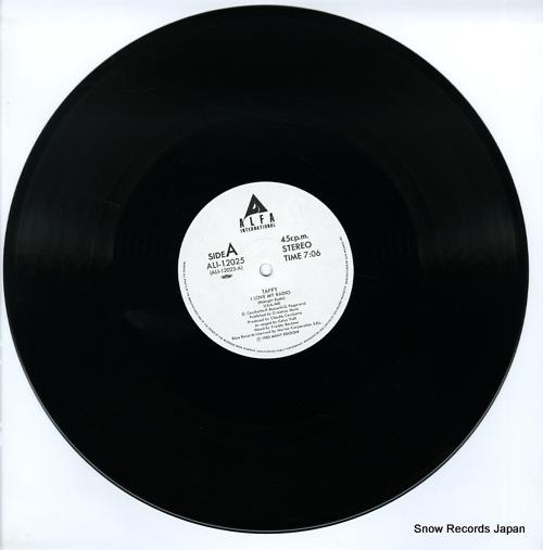 TAFFY i love my rado ALI-12025 - disc