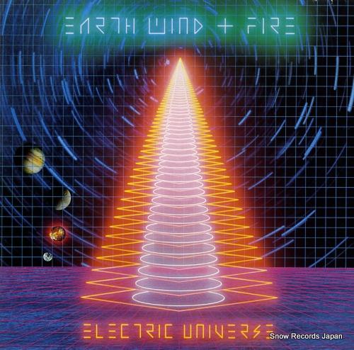 アース・ウィンド&ファイアー electric universe CBS25775