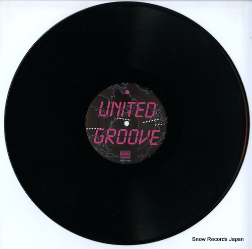 L-VIS 1990 united groove MAD-099 - disc