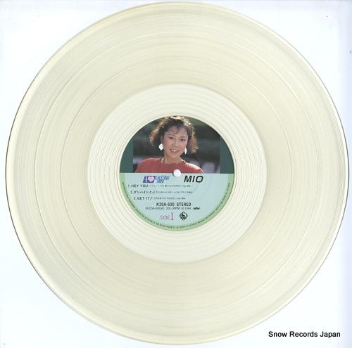 MIO i love exciting mini K20A600 - disc