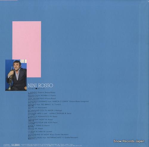 ROSSO, NINI super delux VIP-28611 - back cover