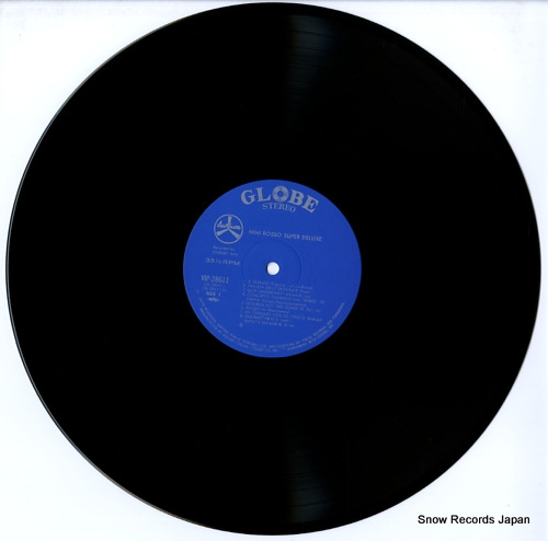 ROSSO, NINI super delux VIP-28611 - disc