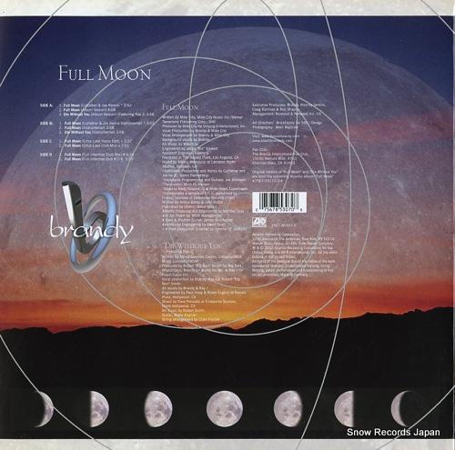 BRANDY full moon 7567-85307-0 - back cover