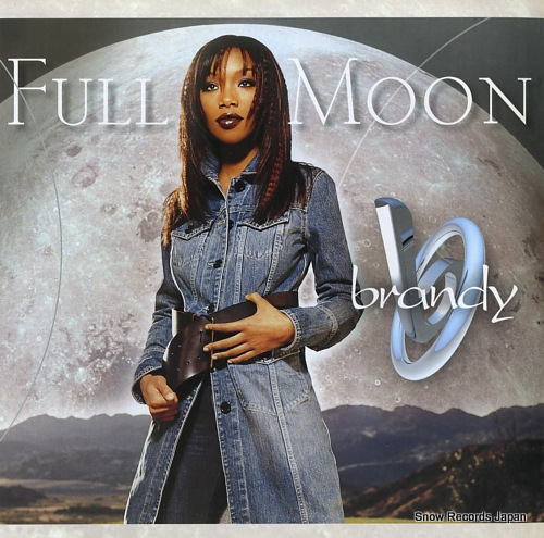 BRANDY full moon 7567-85307-0 - front cover
