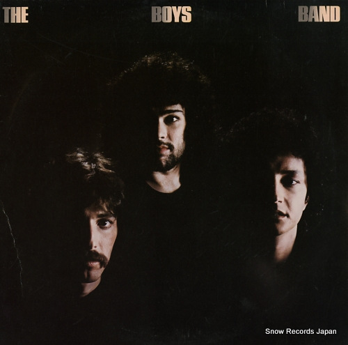 BOY BAND, THE the boys band E1-60047 - front cover