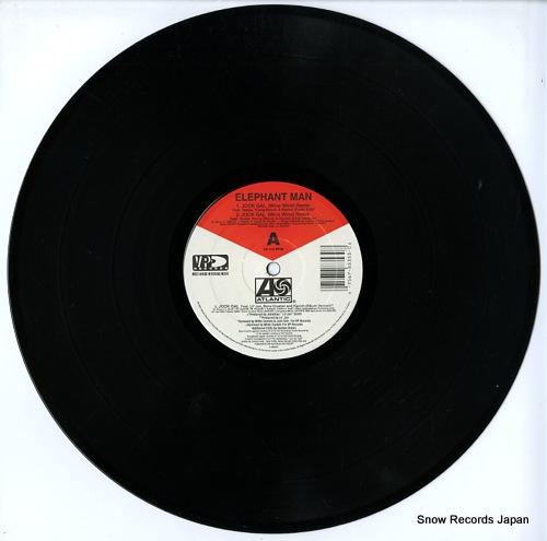 ELEPHANT MAN jook gal (wine wine)(remix) 0-88353 - disc