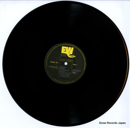 TOGASHI, MASAHIKO spiritual nature EW-8013 - disc