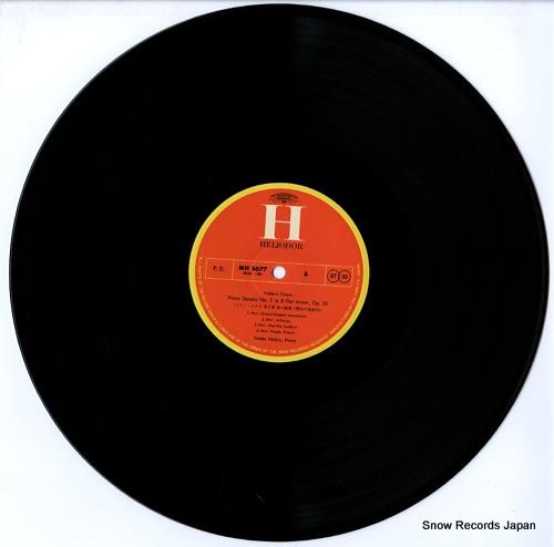 VASARY, TAMAS chopin; piano sonatas no.2 & no.3 MH5077 - disc