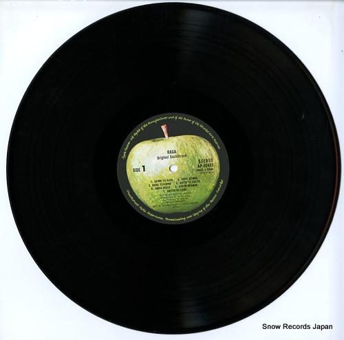 SHANKAR, RAVI raga AP-80433 - disc
